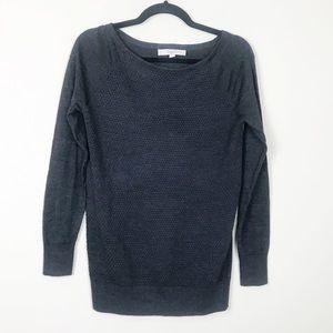 Loft gray sweater